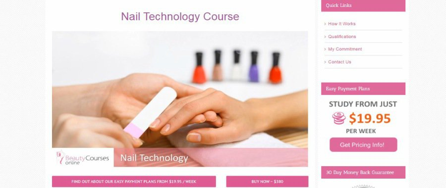 Beauty courses online Nail Technology Course Learn How To Give An Expert Mani Pedi With [year]'s Top 9 Best Online Nail Technician Courses