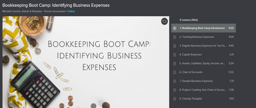 Bookkeeping Boot Camp_ Identifying Business Expenses