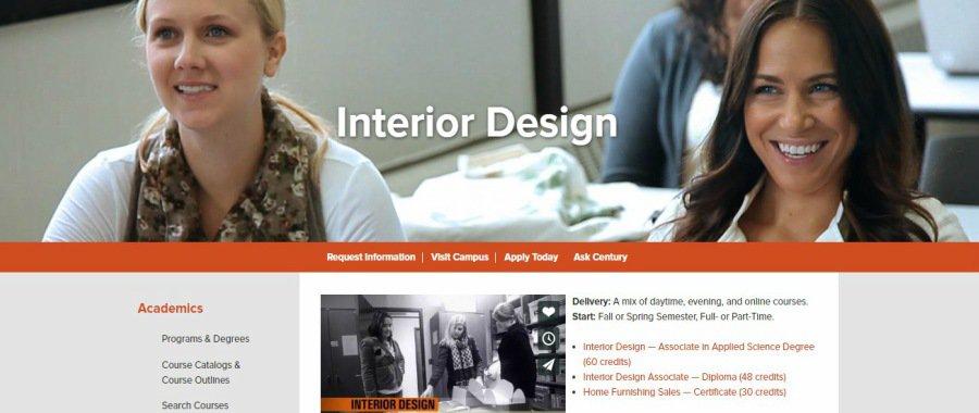 Interior Design at Century College