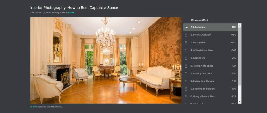 Interior Photography: How to Best Capture Space