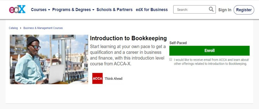 Introduction to bookkeeping