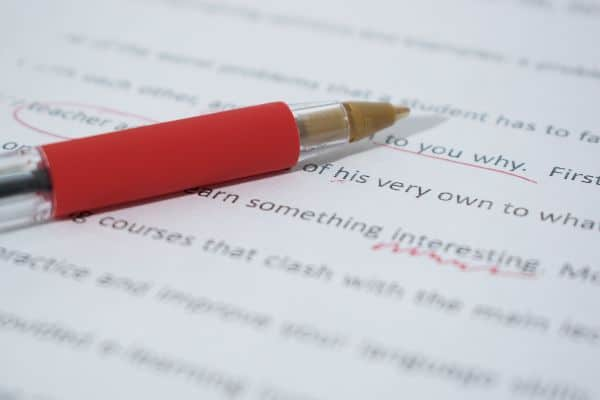 Online Proofreading Courses, Training and Certifications