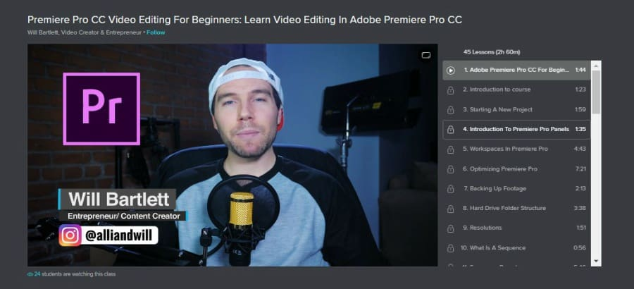 Premiere Pro CC Video Editing for Beginners: Learn Video Editing in Adobe Premiere Pro CC