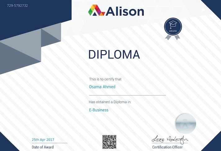 17 Best Free Online Courses With Printable Certificates 2020