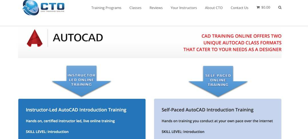 Screen Shot 2019 09 17 at 12.17.44 pm Top 10+ FREE Best Online AutoCAD Courses, Training & Classes
