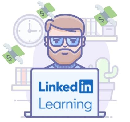 is LinkedIn Learning free