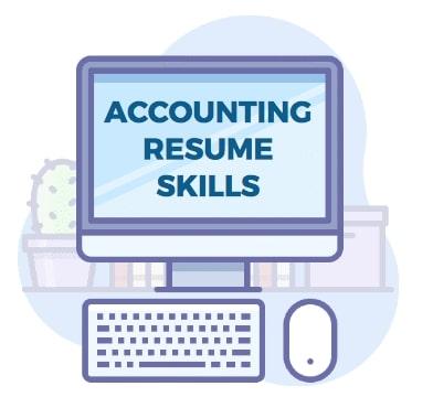 accounting resume skills cv