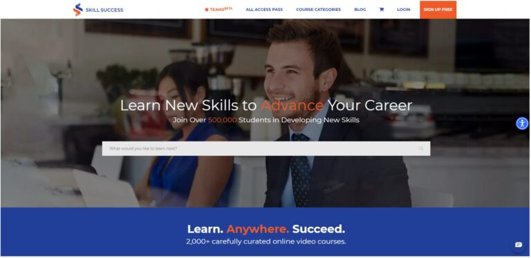 Skill Success Review 2021