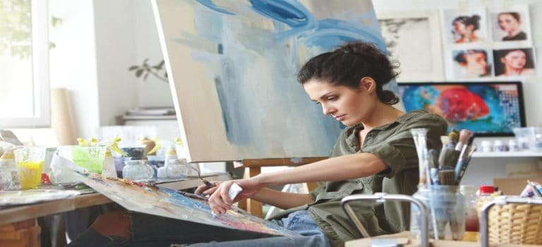 How To Start Creating With 2021's Top 11 Best Online Arts And Crafts Courses & Classes