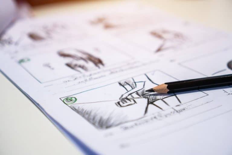 Top 11 Best Online Storyboarding Courses, Classes + Training [Free Guide]