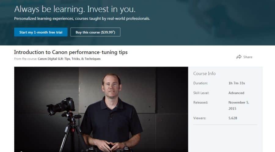 Canon Digital SLR: Tips, Tricks, & Techniques
