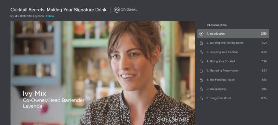 Cocktail Secrets: Making Your Signature Drink
