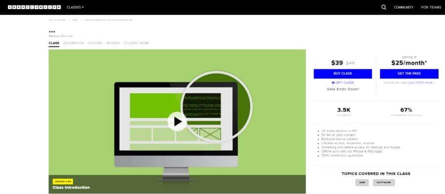 Creative Live: Create Websites With Dreamweaver