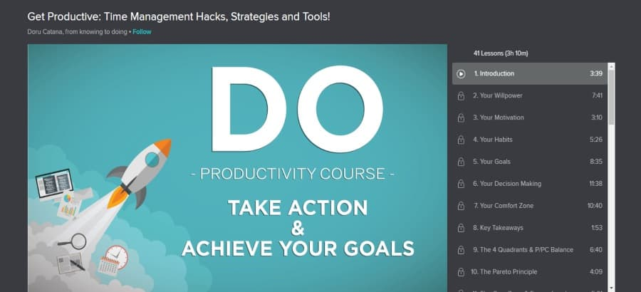 Get Productive: Time Management Hacks, Strategies and Tools!