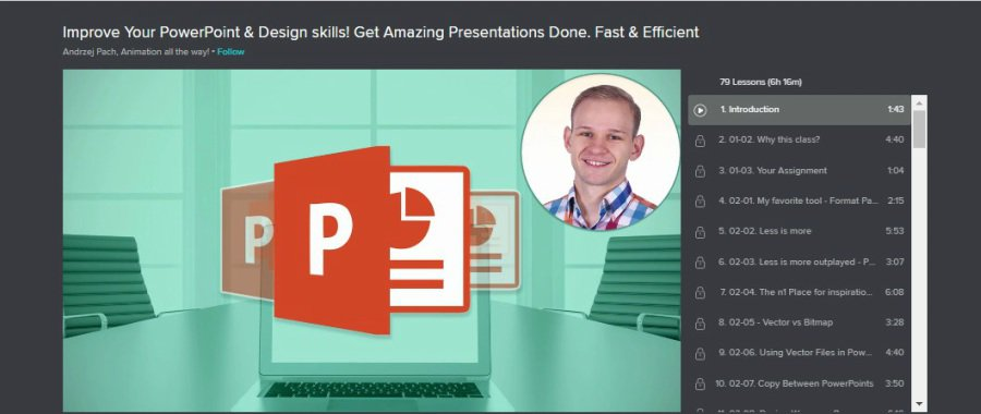 Improve Your PowerPoint & Design skills! Get Amazing Presentations Done. Fast & Efficient