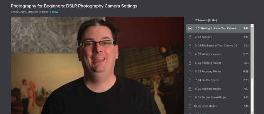 Photography for Beginners: DSLR Photography Camera Settings (Canon or Nikon or other brand)