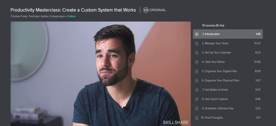 Productivity Masterclass: Create a Custom System that Works