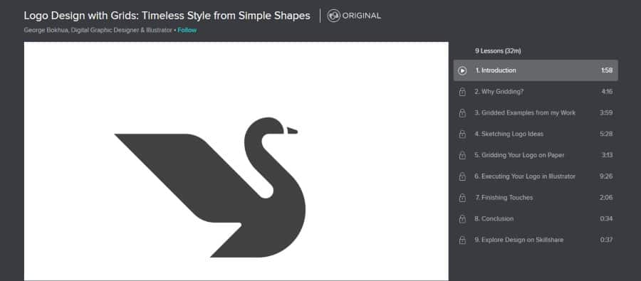 Skillshare: Logo Design With Grids: Timeless Style from Simple Shapes