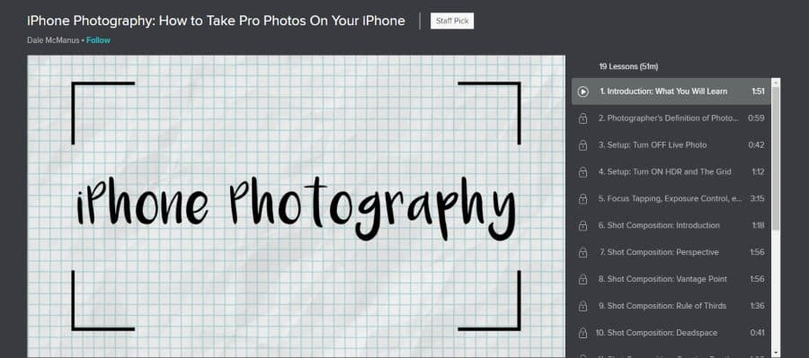 iPhone Photography: How to Take Pro Photos On Your iPhone