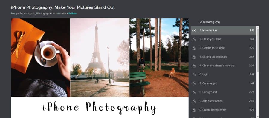 iPhone Photography: Make Your Pictures Stand Out
