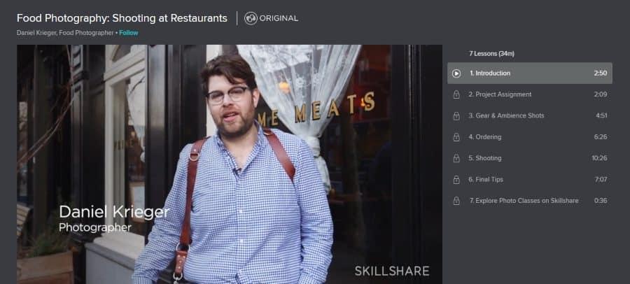 Food Photography: Shooting at Restaurants