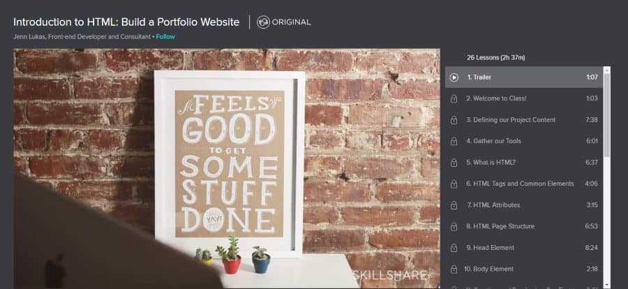 Introduction to HTML: Build a Portfolio Website