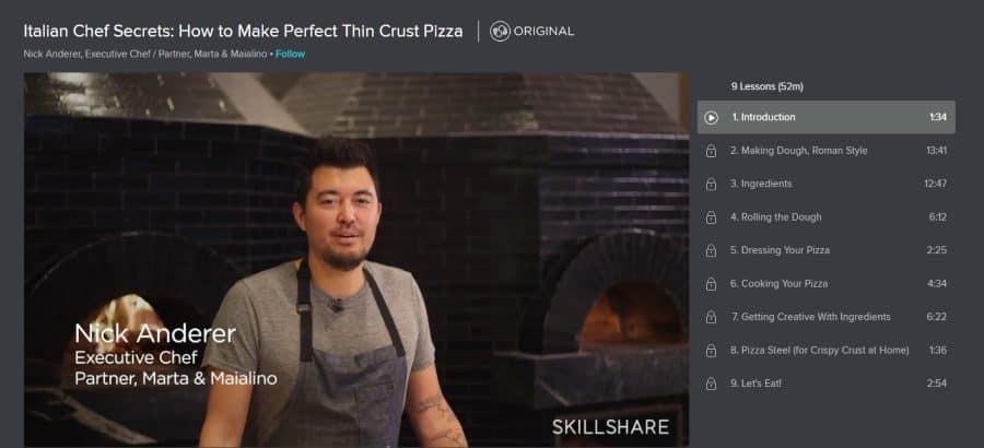 Italian Chef Secrets: How to Make Perfect Thin Crust Pizza