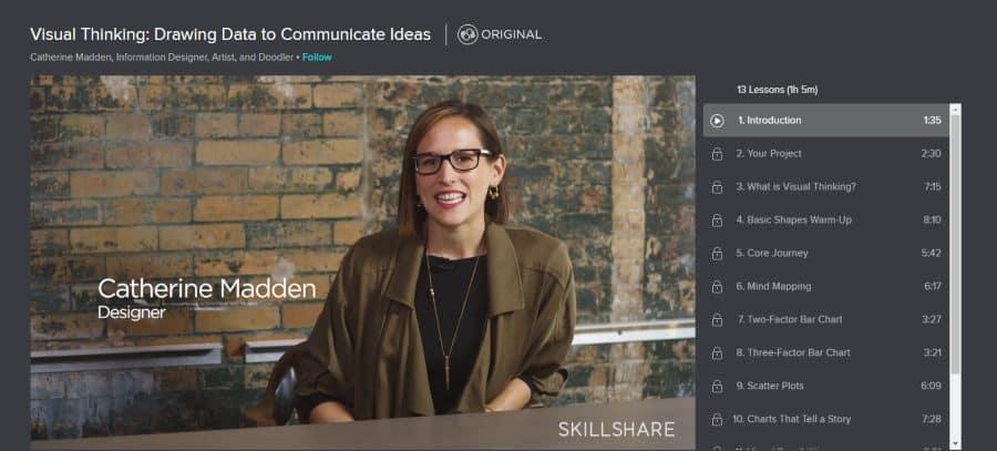 Visual Thinking: Drawing Data to Communicate Ideas
