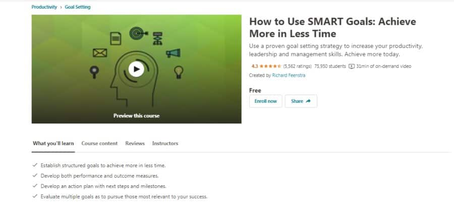 How to Use SMART Goals: Achieve More in Less Time