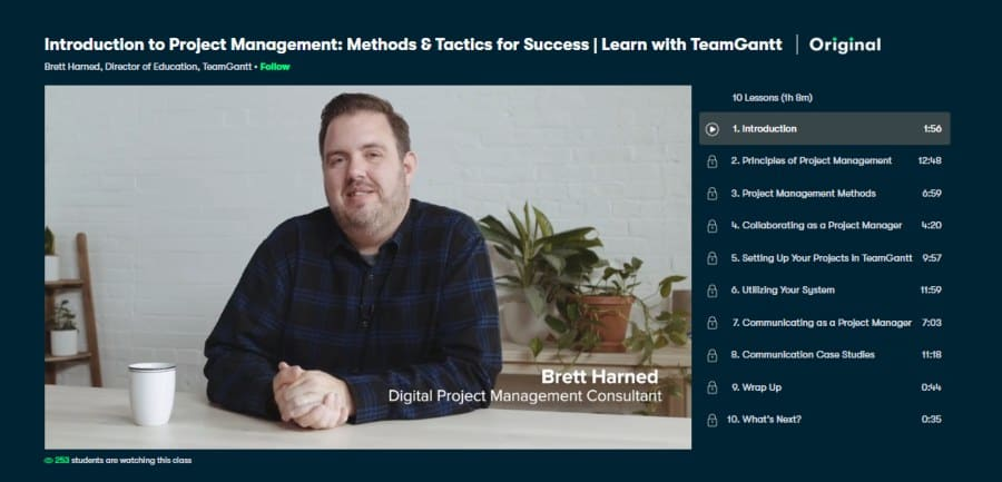Introduction to Project Management: Methods & Tactics for Success