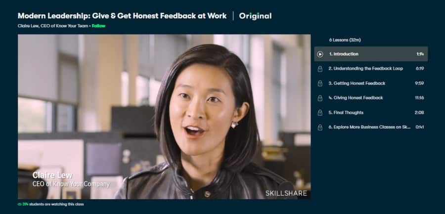 Modern Leadership: Give & Get Honest Feedback at Work