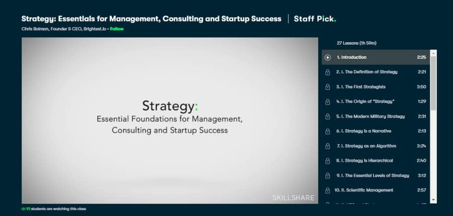 Strategy: Essentials for Management, Consulting and Startup Success