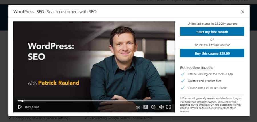 WordPress: SEO