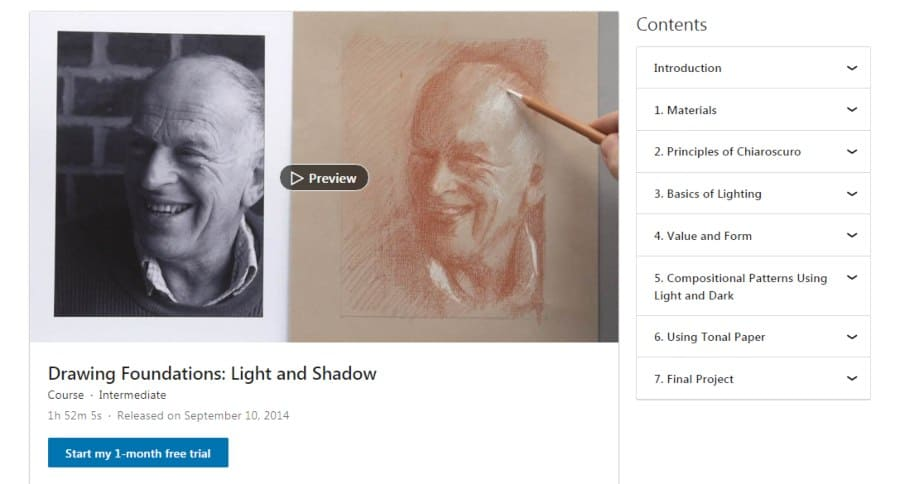 Drawing Foundations: Light and Shadow