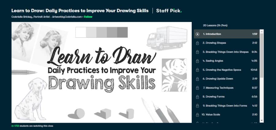 Learn to Draw: Daily Practices to Improve Your Drawing Skills