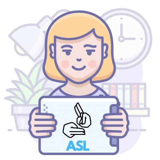 Best Online ASL Classes
