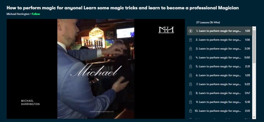 How to perform magic for anyone! Learn some magic tricks and learn to become a professional Magician