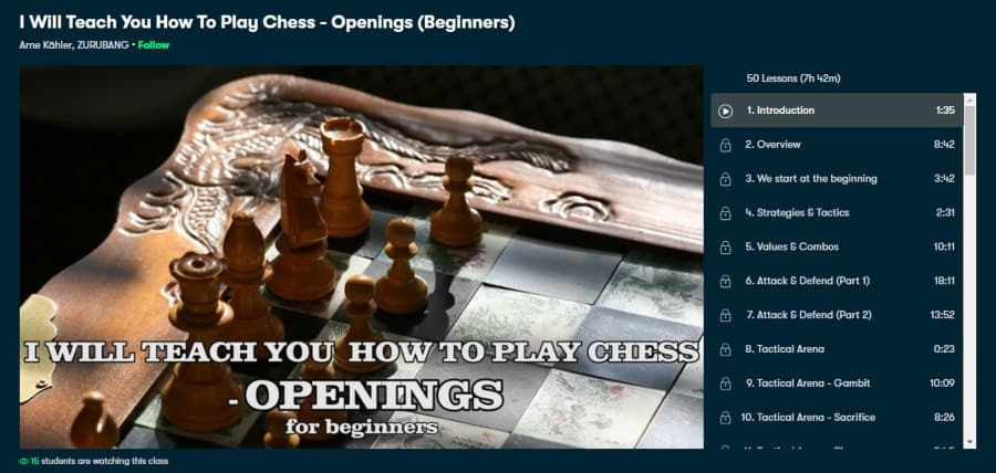 I Will Teach You How To Play Chess - Openings (Beginners)