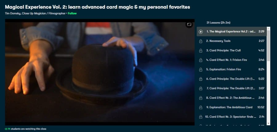 Magical Experience Vol. 2: learn advanced card magic & my personal favorites