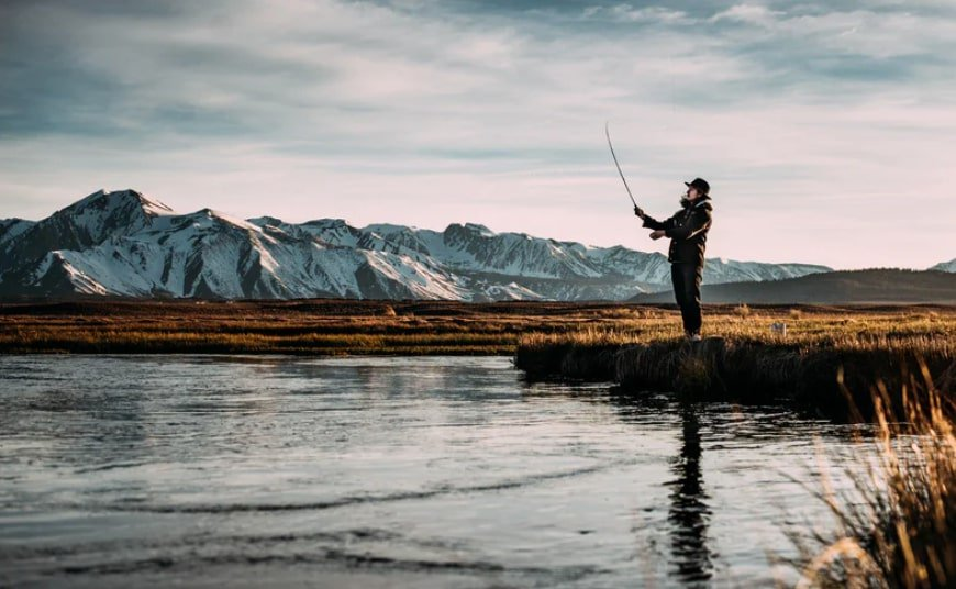 fishing outdoor introvert hobby