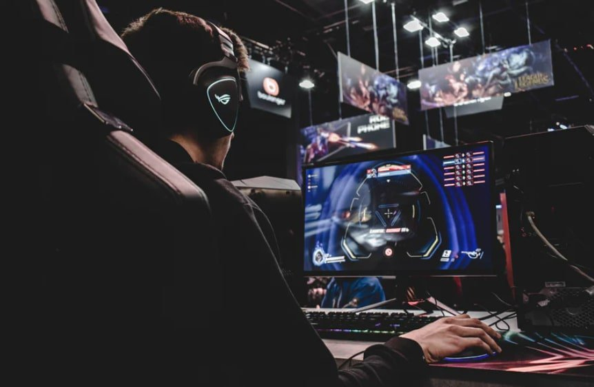 Gaming Introvert Hobbies