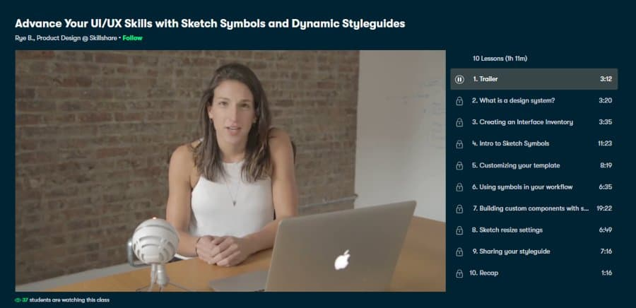 Advance Your UI/UX Skills with Sketch Symbols and Dynamic Styleguides