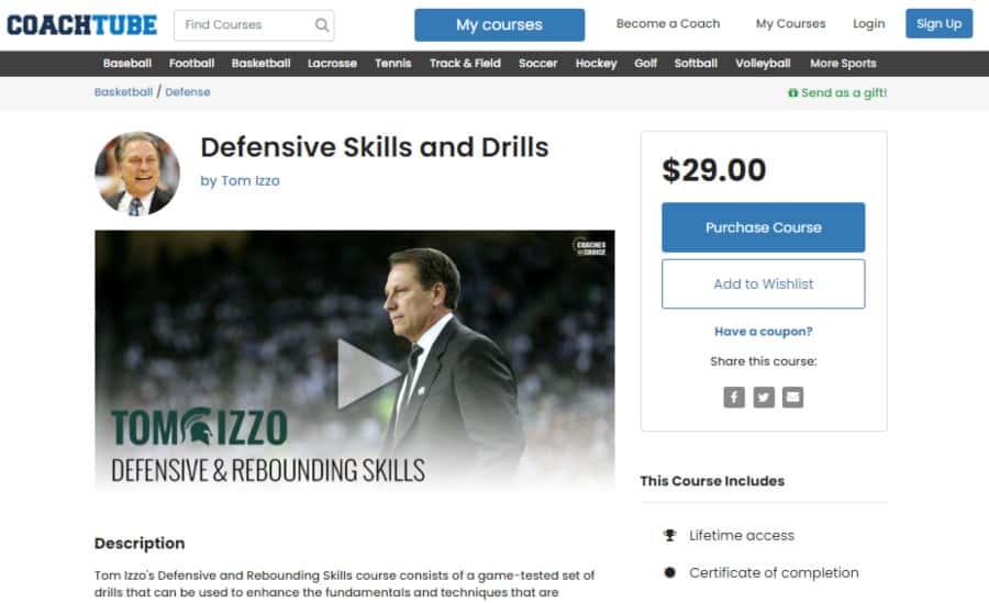 Defensive Skills and Drills