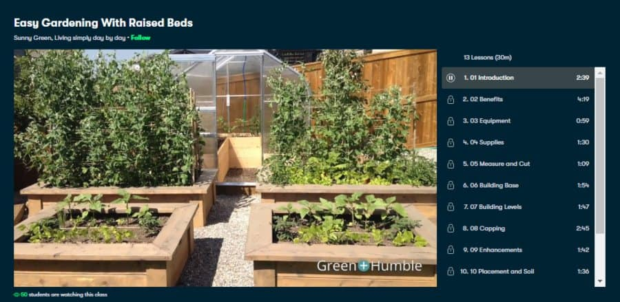 Easy Gardening With Raised Beds