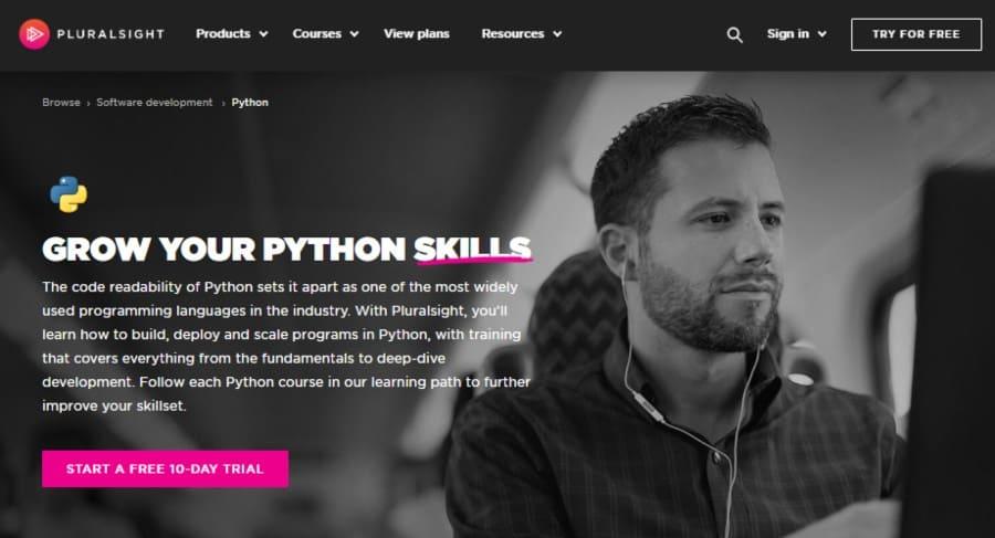 Grow Your Python Skills