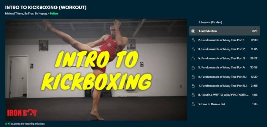 Intro to Kickboxing (Workout)