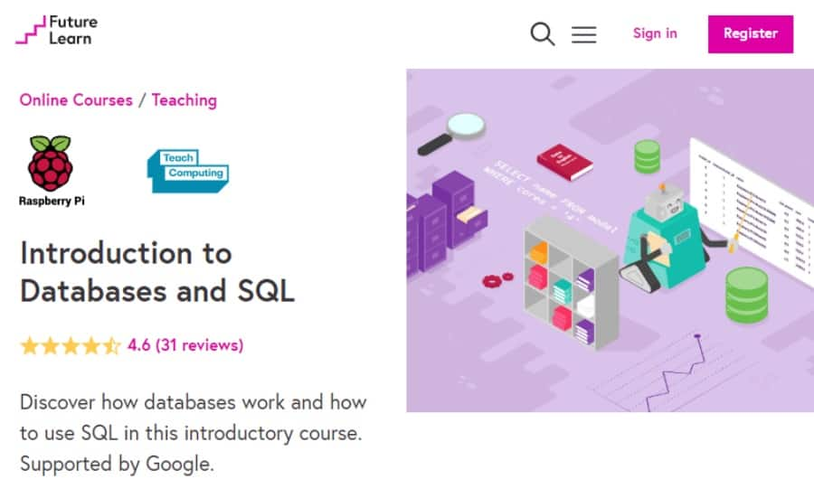 Introduction to Databases and SQL