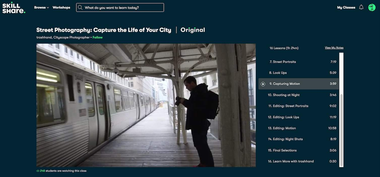 Street Photography: Capture the Life of Your City