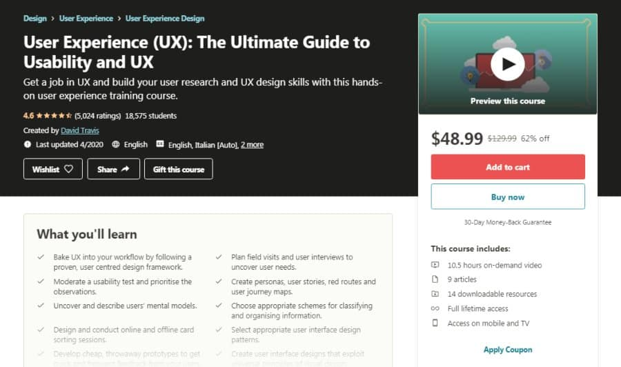 User Experience (UX): The Ultimate Guide to Usability and UX
