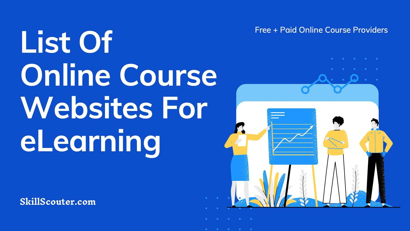 list of the best online course sites